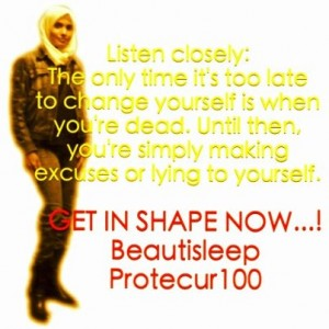 Get In Shape Now With Beautisleep And Protecur100