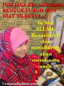 Beautisleep dan metaBURN+